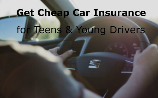 Get Cheap Car Insurance for Teens and Young Drivers