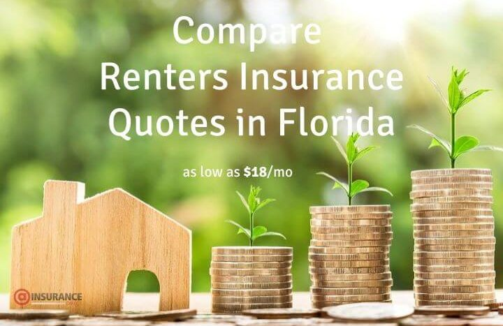 Compare Renters Insurance Quotes In Florida