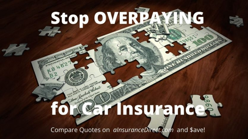Car Insurance Estimator. Auto Insurance Calculator